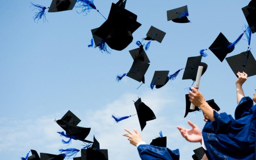Успешная защита дипломов